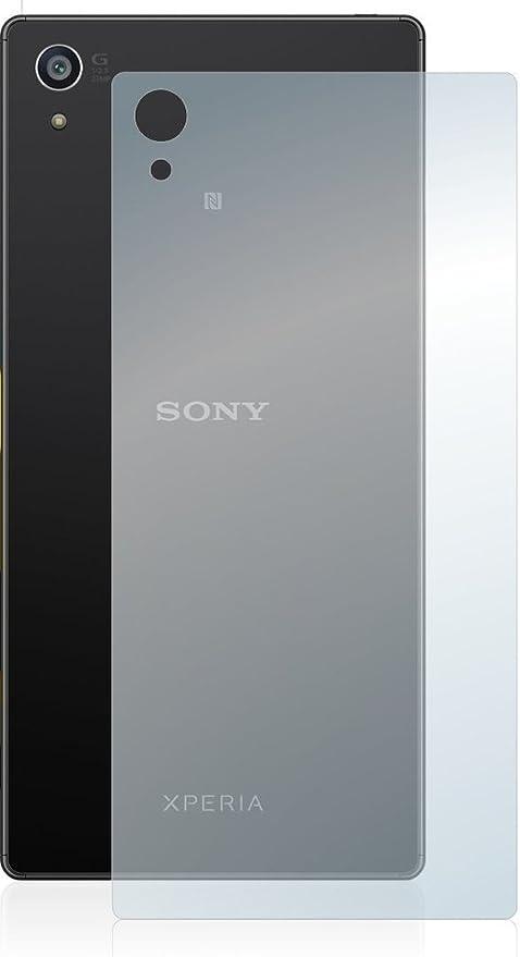 Funnytech_ - Cristal templado para Sony Xperia Z5 PREMIUM Trasero ...
