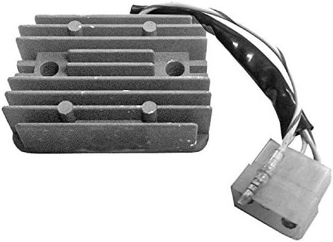 DB Electrical AKI6030 New Voltage Regulator for KZ200 KZ400 KZ650 KZ750 Kawasaki 76 77 78 79 1976 1977 1978 1979 21066-029 21066-1032