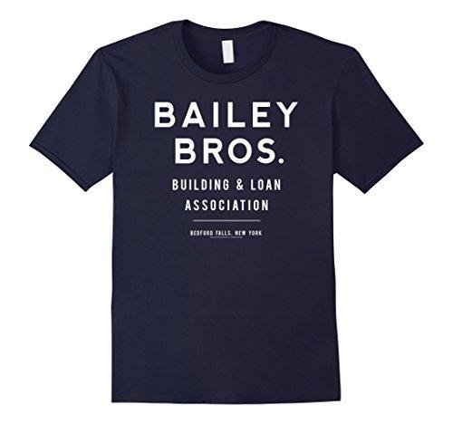 Men's It's a Wonderful Life Bailey Bros. 2XL Navy