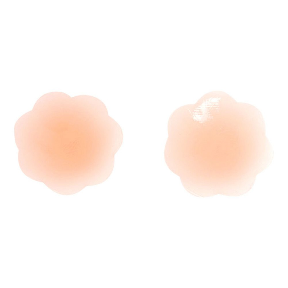 LittleTiger® 1 pair Reusable Petal Adhesive Silicone Nipple Cover Breast Pad , Comes in LittleTiger retail package