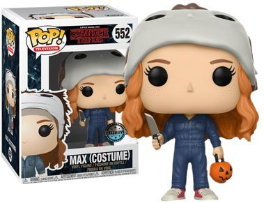 Funko Pop! Television Stranger Things Max #552 (Costume)]()