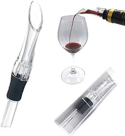 Aireador De Vino Oxigenador y Decantador. Accesorios de Vino