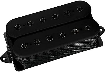 DiMarzio DP159BK Evolution Pastilla para Guitarra Eléctrica, Negro ...