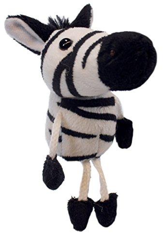 [해외]The Puppet Company Zebra Finger Children Toys Puppets / The Puppet Company Zebra Finger Children Toys Puppets,