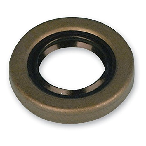 James Gaskets Single Oil Seal Generator Gear End for Harley 1946-1981 W, WL, G, GE, XL, XLH, FL and FLH Models