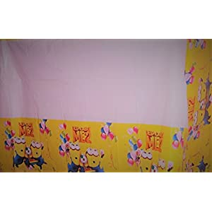 Partymane Minions Theme Table Covers...