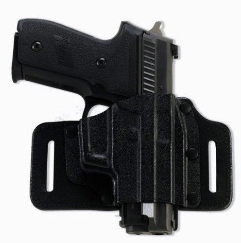 Galco Tac Slide Belt Holster (Black), Glock 22, Right Hand