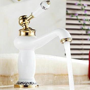Tour Meler cuarto de baño lavabo grifos Licuadora latón grifo ...