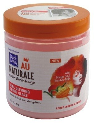 Dark & Lovely Au Naturale Curl Defining Creme Glaze, 14 oz