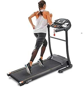 Merax Easy Assembly Electric Treadmills for Home
