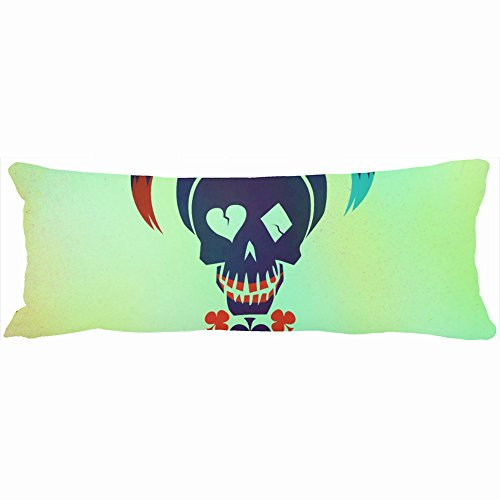 41gg6ThptHL suicide squad pillow covers