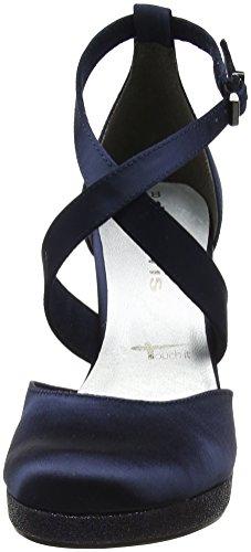Bleu Bride Tamaris Navy Sandales Cheville 24406 Femme gEwqXzw