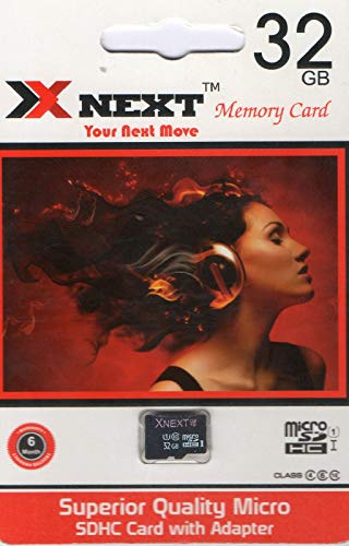 Ultra 64GB Micro SDXC UHS-I Card Class 10 with Adapter High Speed Memory Card TF Card (64G)]()