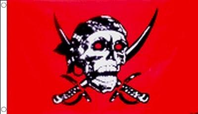 drapeau tête de mort 5