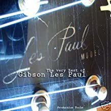 GIBSON LES PAUL GUITAR - HUGE Unique Original Samples/grooves Library on DVD