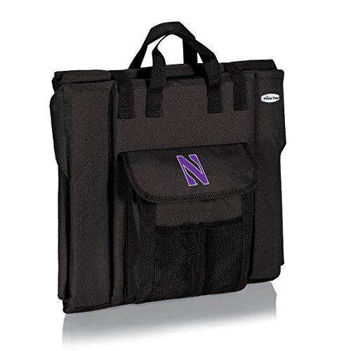 NCAA Northwestern Wildcats Portable Stadium Seat ()