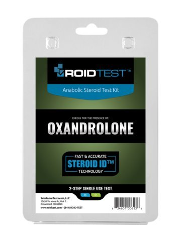 (Oxandrolone Test/Refill by ROIDTEST)