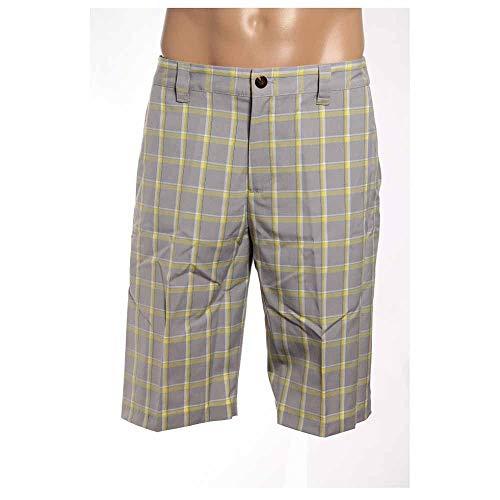 - adidas Mens Adizero Golf Shorts Athletic Pants & Shorts Grey 40