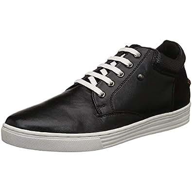 Numero Uno TMSECD51 Sneakers For Men (Black)