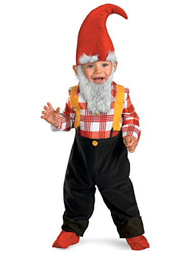 Disguise Garden Gnome - Size: 12-18 months Costume]()