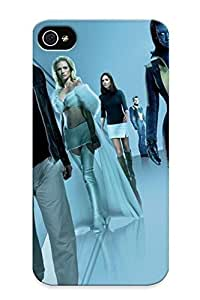 Case For Iphone 4/4s Tpu Phone Case Cover(xmen: First Class) For Thanksgiving Day's Gift