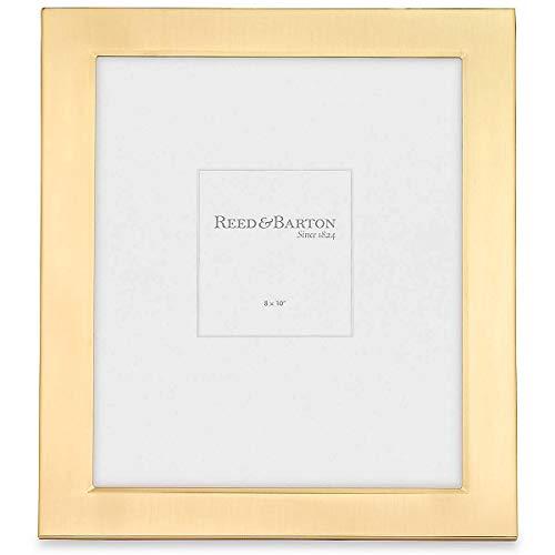- Reed & Barton Classic Satin Gold Frame, 8