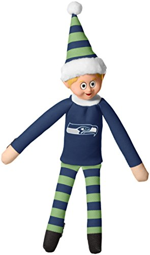 Seattle Seahawks Nfl Eye - Seattle Seahawks Team Elf