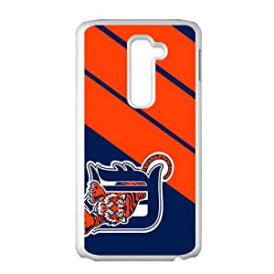 detroit tigers logo Phone Case for LG G2