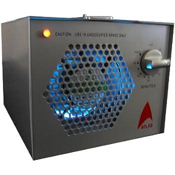 Amazon Com Atlas Air Purifier Atls 303 With Negative Ion