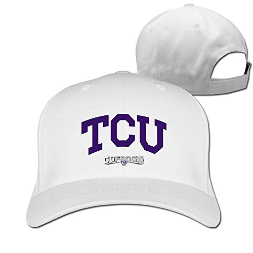 Tcu Horned Frogs Logo.svg Baseball Snapback Cap - Horned Snapback