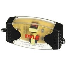 Pyle PLGI35T 3.5 mm/1/8-Inch Stereo Audio Ground Loop Isolator