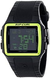 "Rip Curl Men's A2720 ""Drift"" Watch with Black Polyurethane Band"