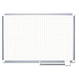 MasterVision In-Out and Notice Board, 18x24, Silver Frame