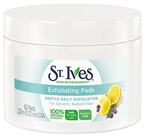 St. Ives Exfoliating Pads