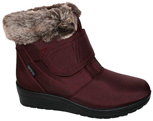 Frauen Schnee Stiefel Damen Warm Snug Fashion Komfort Schnee Stiefelette