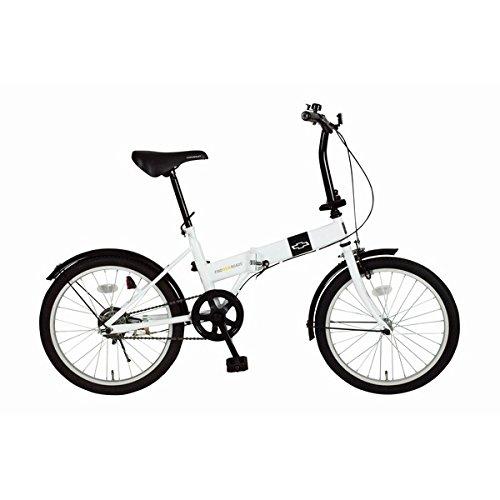 折畳み自転車 CHEVROLET FDB20R MG-CV20R【代引不可】 生活用品 インテリア 雑貨 自転車(シティーサイクル) 折り畳み自転車 top1-ds-1604424-ah [簡素パッケージ品] B06XQX2KD9