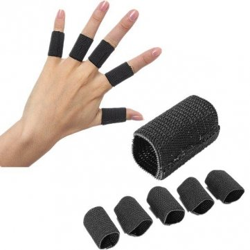 Kyz Kuv 10 PCS Sport Basketball Finger Support Arthritis Protector by Kyz Kuv