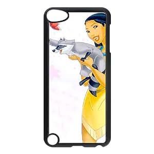 Pocahontas iPod Touch 5 Case Black MUS9143867