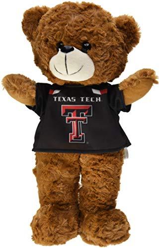 Texas Tech 2015 Large Fuzzy Uniform Bear by FOCO
