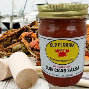 Old Florida Gourmet Blue Crab Salsa