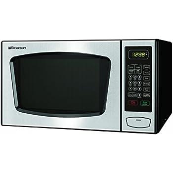 amazon com emerson 0 9 cu ft 900 watt touch control microwave rh amazon com Emerson Microwaves at Walmart Emerson Microwave Homepage