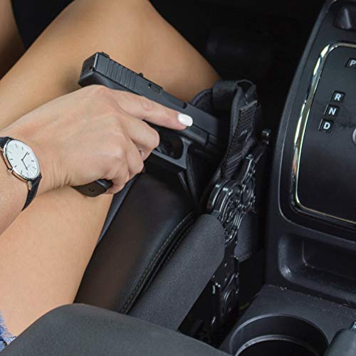 Vehicle Holster Multi-Mount
