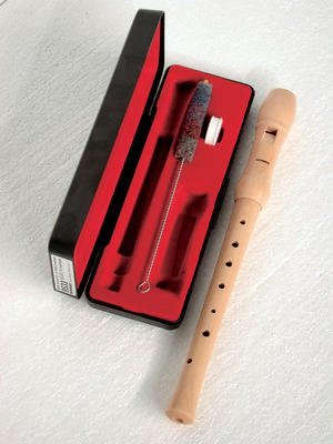 Flauta dulce Hohner HOB9533, soprano en do