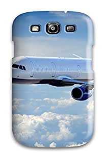New Style Hard Plastic Galaxy S3 Case Back Cover,hot Aircraft Case At Perfect Diy