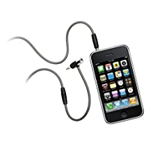 Griffin Technology Hands-Free Mic + AUX Cable