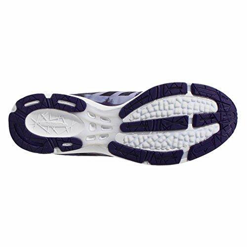 Scarpe da ginnastica Adidas Originals ZX Flux B34462 Tech, colore: viola scuro, misura 41 (misura UK 7)