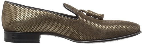 A.testoni Hombres M45974lrm Slip-on Loafer Bronce