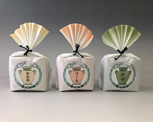 丸久小山園 ティーバッグセット 3g×10(煎茶・玄米茶・ほうじ茶)