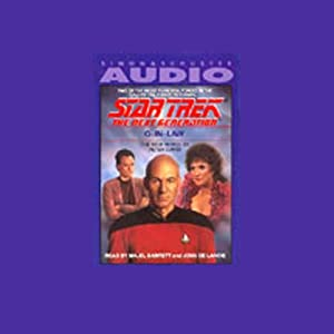 Star Trek, The Next Generation: Q-in-Law (Adapted) Audiobook