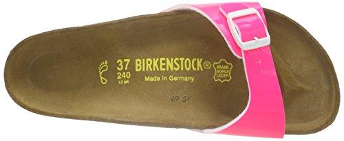 Birkenstock Madrid Birko-Flor - Mules Mujer Pink